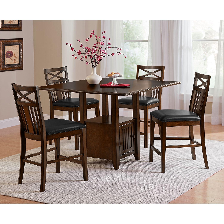 For The Kitchenetteamerican Signature Furniture  Natchez Enchanting American Signature Dining Room Sets Inspiration Design