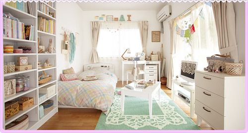 The Perfect Teen Room Calm Soothing Beautiful Colors
