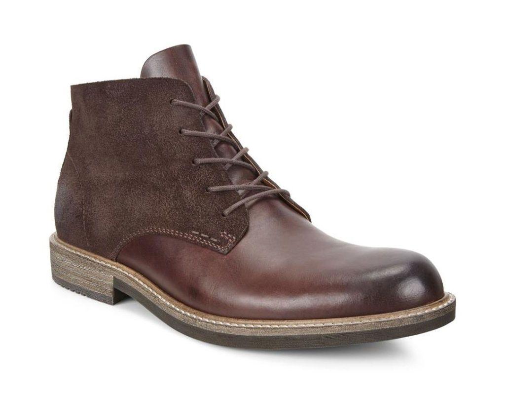 87bd6c9a56b9 ECCO Kenton Plain Toe Boot
