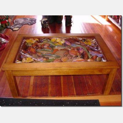 William Herrick Tables Collection Trout Stream Coffee Table Ii 34157