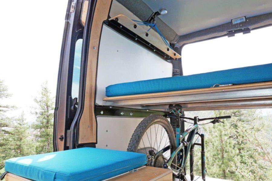 Ram Promaster + Wayfarer Van Conversion Kit An Affordable