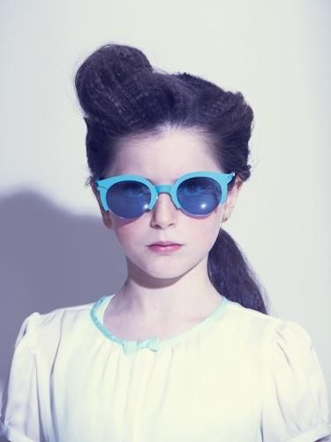 Freeze frames | bbmundo / junio, 2012 / Foto: Paco Díaz / Coordinación de moda: bbmundo / Maquillaje y peinado: Karina Preciado