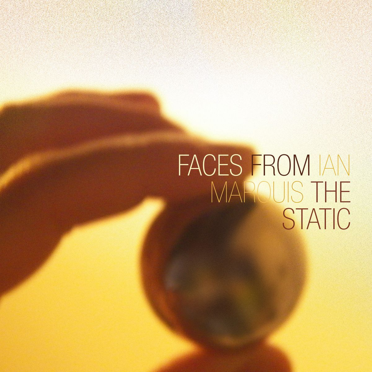 Faces from the Static   Ian Marquis