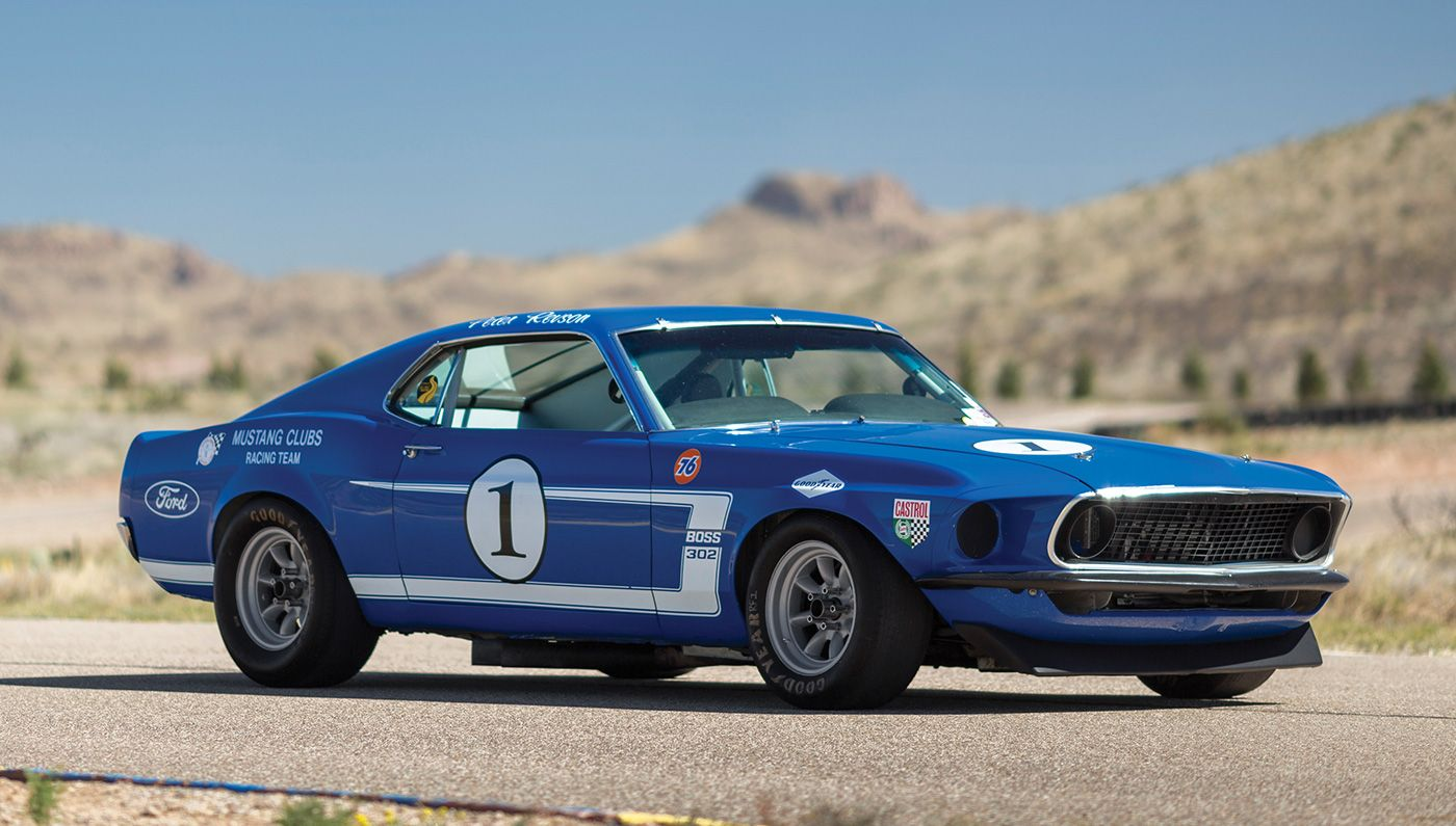 Six Rare Shelbys and Fords Gear up for RM Sotheby\'s Monterey Auction ...