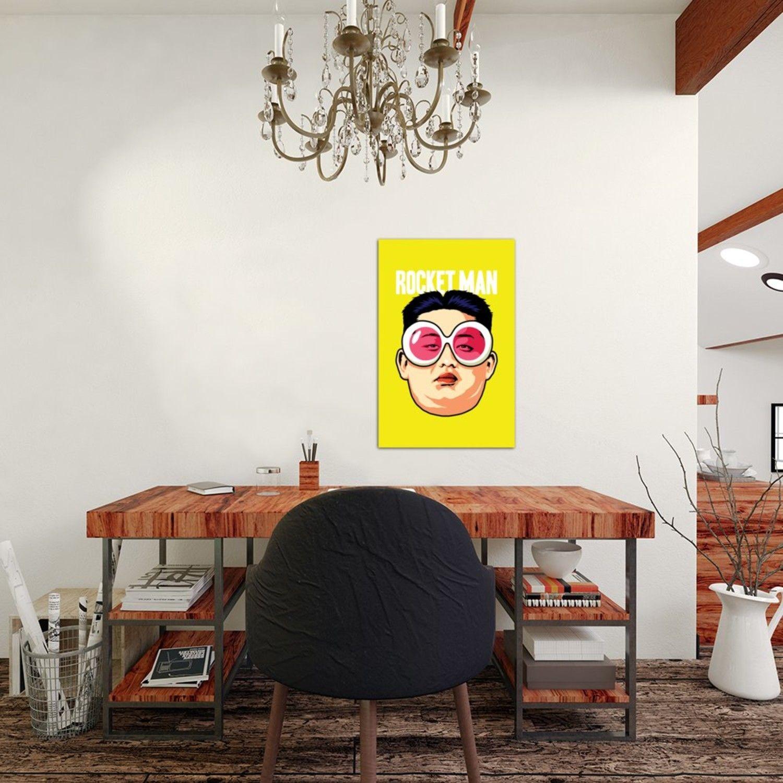 Rocket Man Butcher Billy #Canvas, #Stunning, #Offers, #