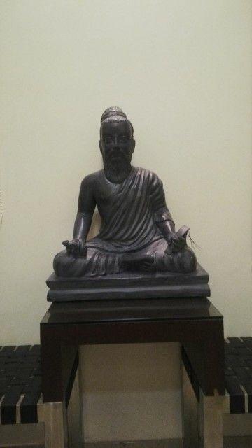 Thiruvalluvar.