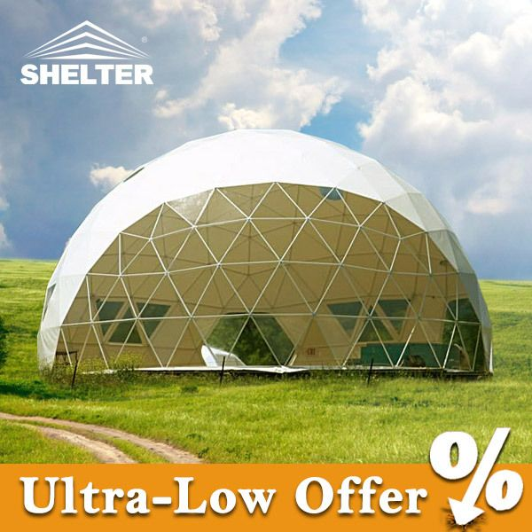 Steel Dome Homes: Steel Space Frame Structure Geodesic Dome