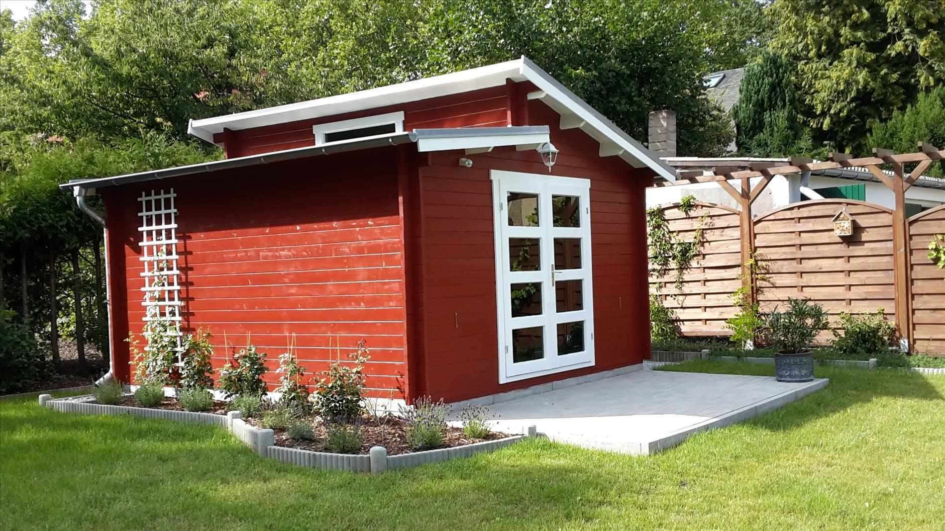 34 Luxus Garten Blockhaus Garten Gallerie Ideen Outdoor