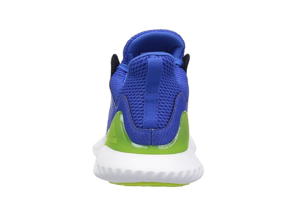 finest selection e75c5 ef3aa adidas Kids Alphabounce Beyond (Big Kid) Boys Shoes BlueAero BlueWhite