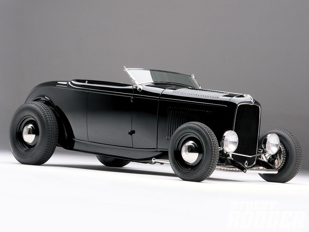 1932 FORD ROADSTER | The 1932 Ford Roadster! The best old time ...