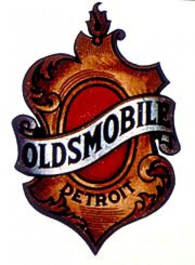 Original Oldsmobile Logo Original 1887 1919 The Traditional Crest