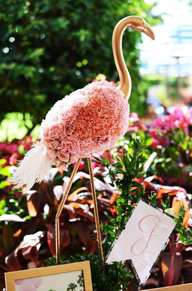 Bethu0027s Flamingo Inspired Baby Shower   Palm Beach Lately