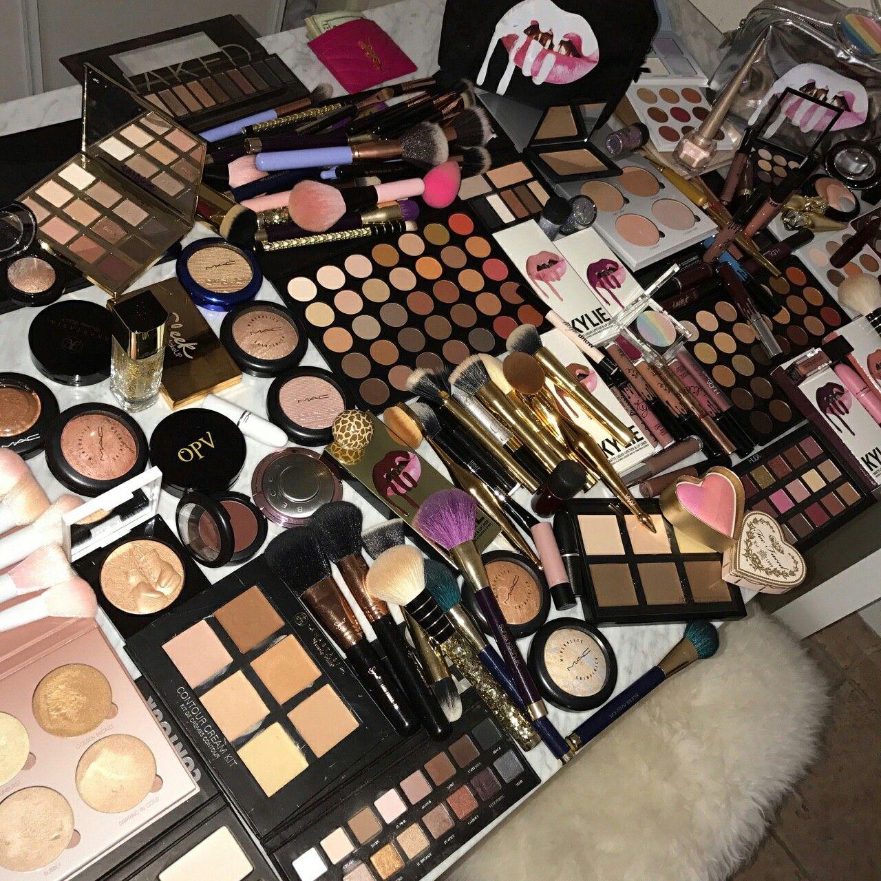 Pinterest Gethighforthis Makeup kit
