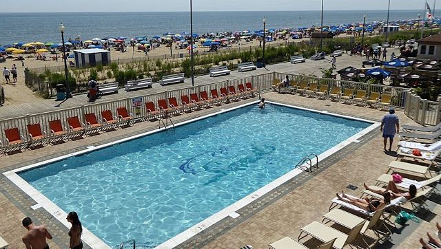 Rehoboth Beach Wedding Venues Atlantic Sands Hotel Conference Center