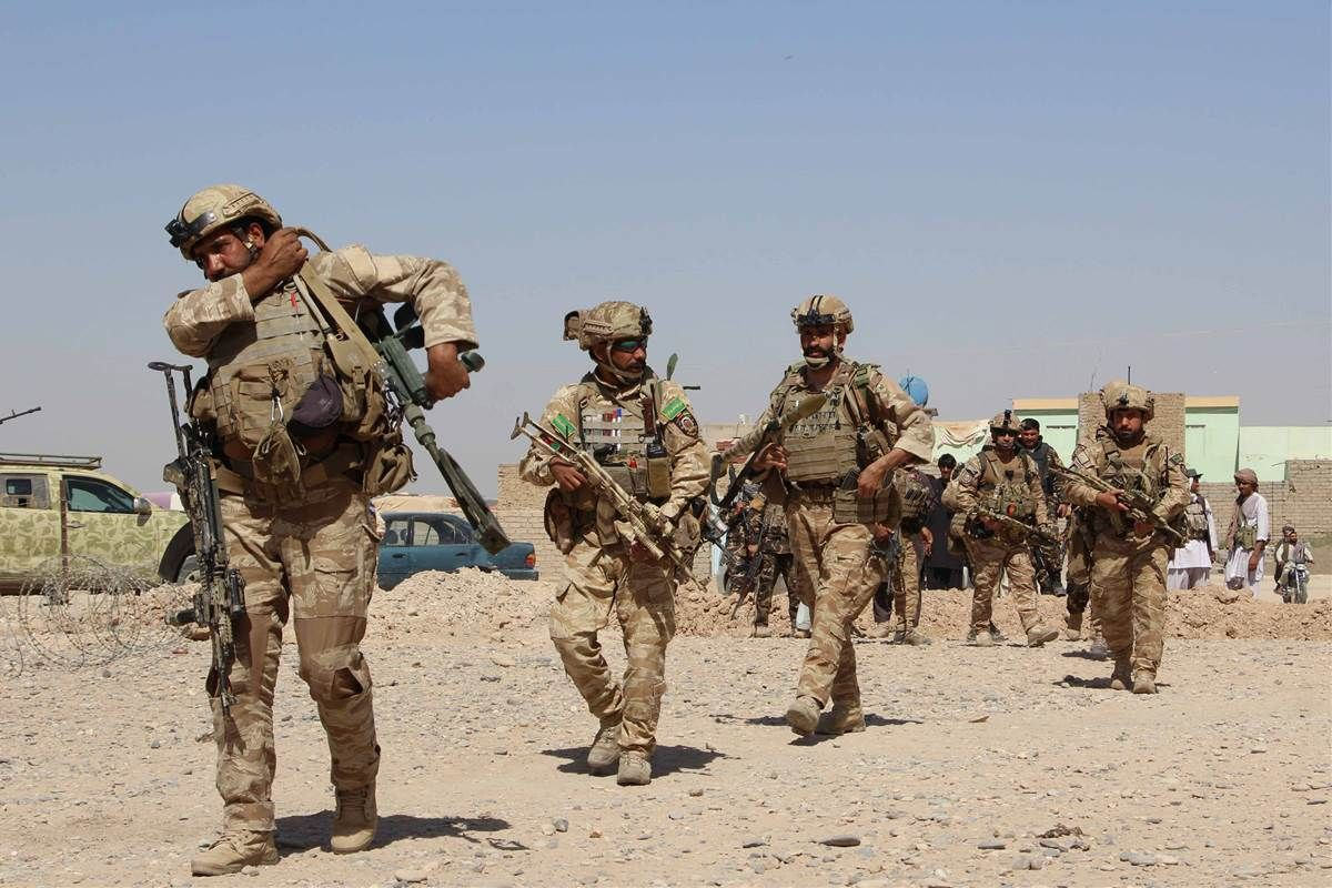 U S Commander In Afghanistan Is Asking For Thousands Of