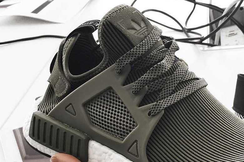 Deal Alert! Adidas Originals NMD XR1 Sneakers In Gray BY9925