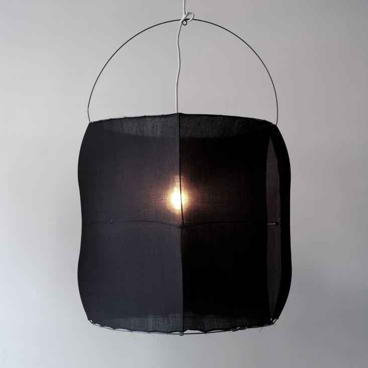 A Favorite Light Goes Dark The Koushi Lamp in Black Lights