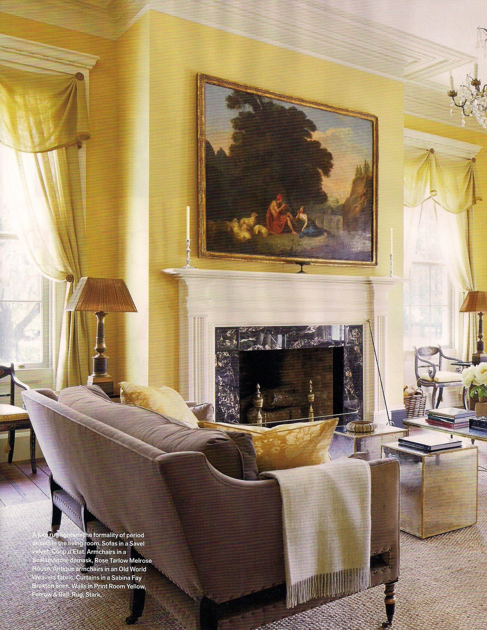 Interior designers in charleston sc - Interior Design Amelia T Handegan South Carolina Greek Revival Country Home Birdsong