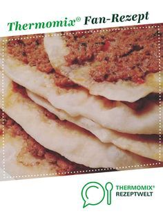 Bestes Lahmacun - türkische Pizza #mexicanfoodrecipes