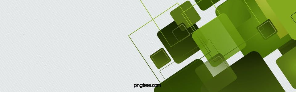 Business Geometric Abstract Background Banner Green Rectangle Background Banner Abstract Backgrounds Geometric Background