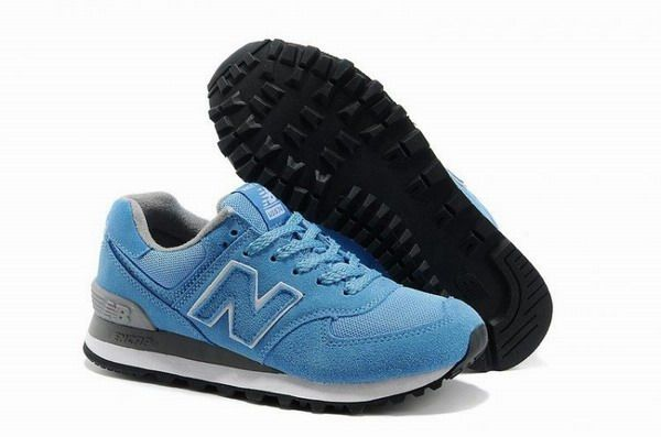 Joes New Balance 574 US574M1 Lovers Edition Moon Blue Womens Shoes