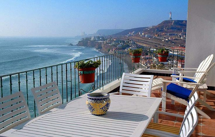 5 Bedroom Beachfront Hacienda In Rosarito, Mexico UPDATED ... |Rental Houses Rosarito Mexico