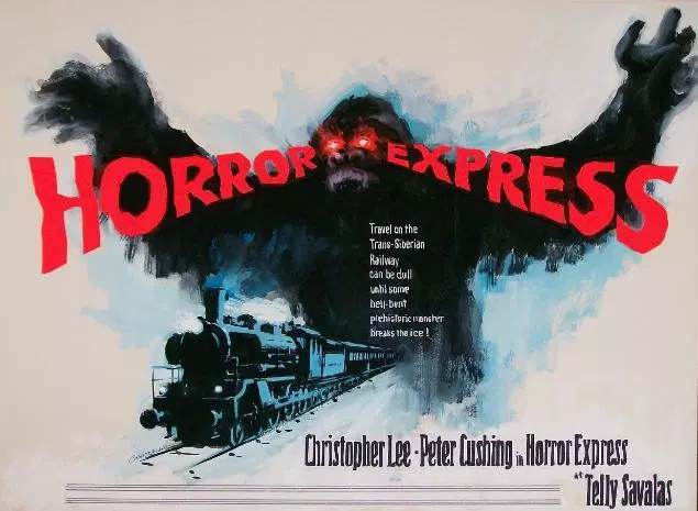 The art of poster maker extraordinaire Tom Chantrell