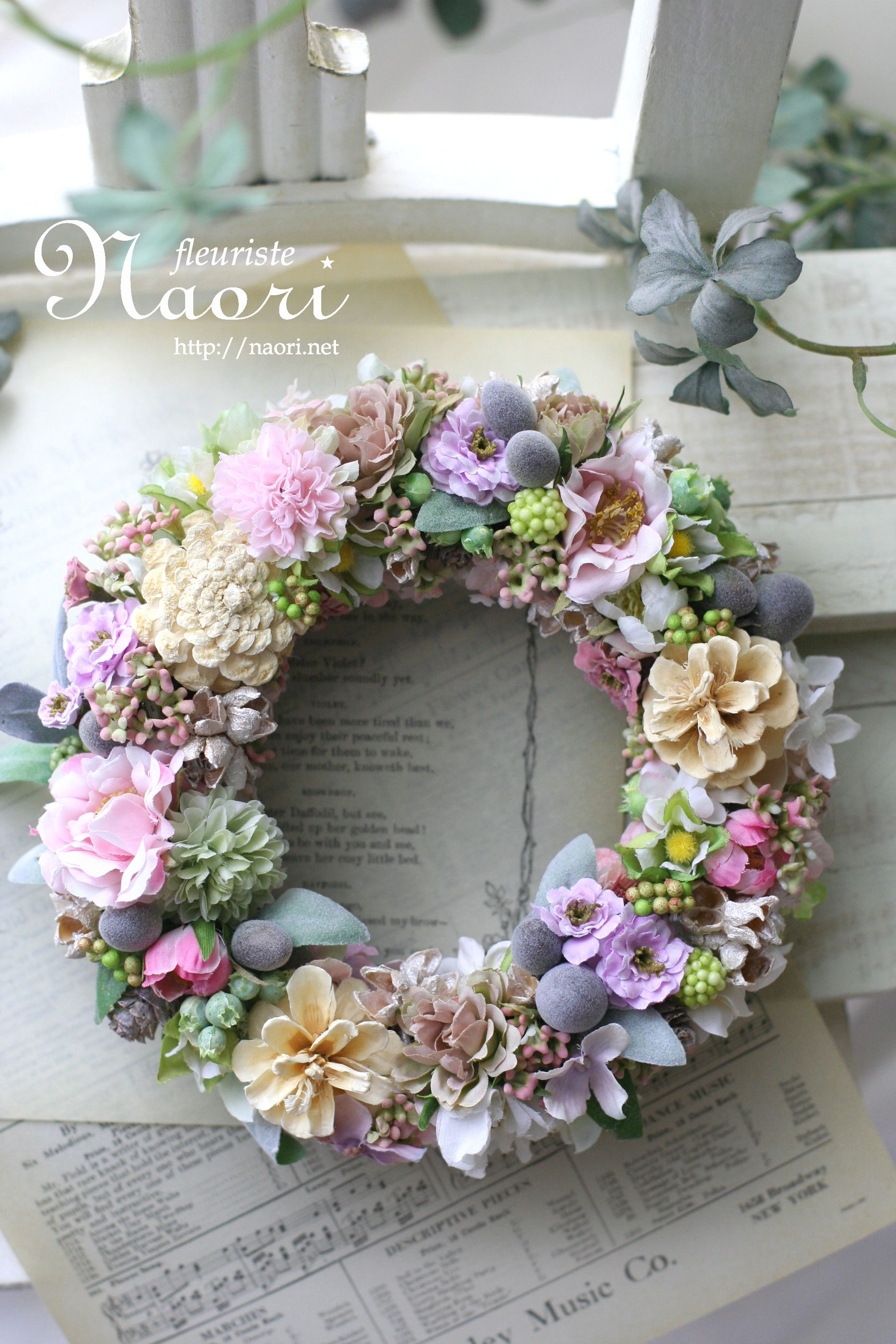 Decoration Mortuaire Awesome Wreath Wreaths Pinterest Couronnes