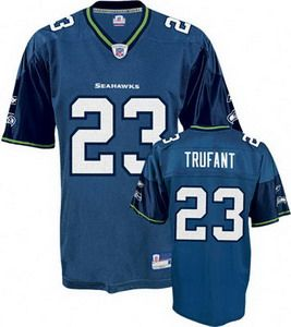 buy online 19f09 f5ce7 Online Sale Seattle Seahawks 23 Marcus Trufant Blue Toddler ...