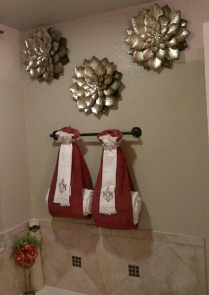 Bathroomtowelideasdecoration Bathroom Towel Decor