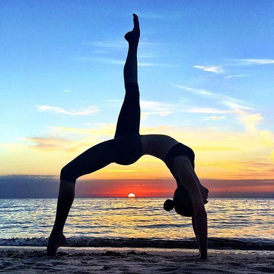 Photo of Strike it up with your Yoga Poses