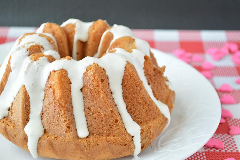 Bundt cake recipe nothing fancy just a simple and