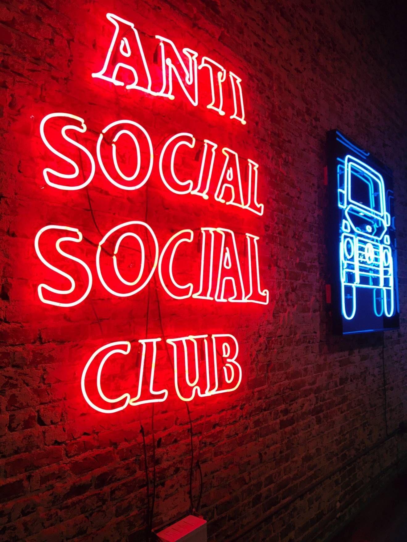 Rsvp Gallery Assc X Rsvp Gallery Size Us M Eu 48 50 2 4 Anti Social Social Club Rsvp Social Club