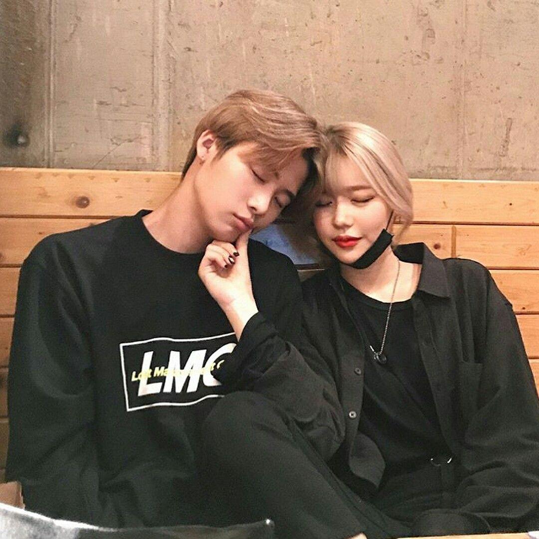 Ulzzang couple girl boy asian korean | Ulzzang | Pinterest ...