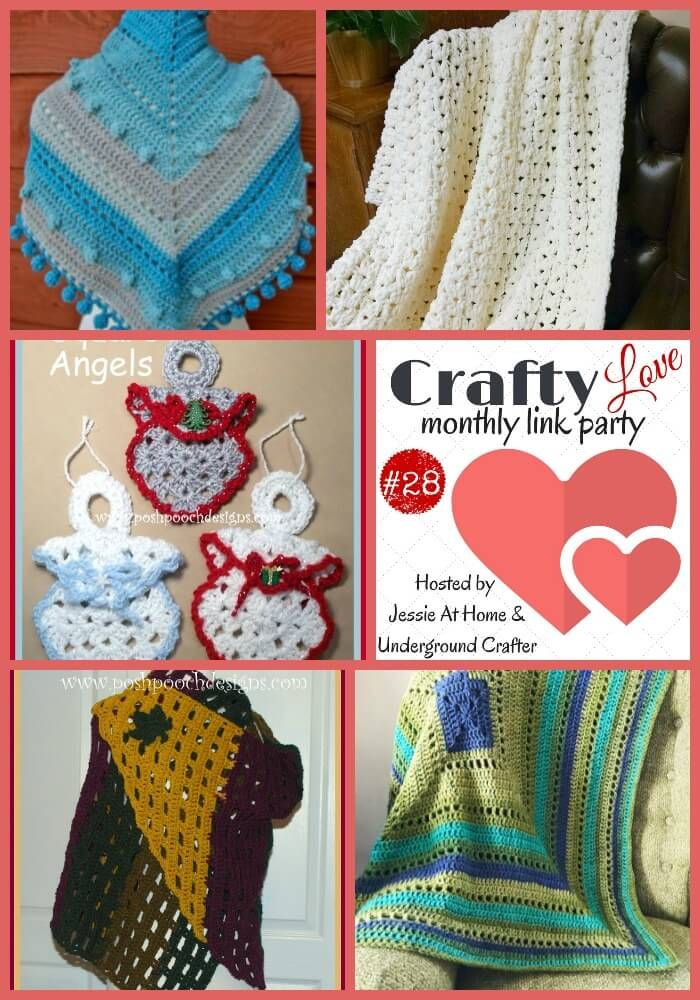 Crafty Love Link Party 28 | Knitting Knitting Knitting PINS for ALL ...