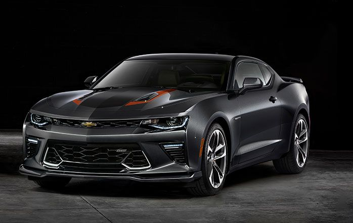 The History And Evolution Of The Chevy Camaro Chevrolet Camaro