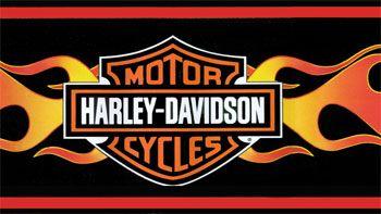 Harley Davidson Wall Border Harley Davidson Wallpaper Border