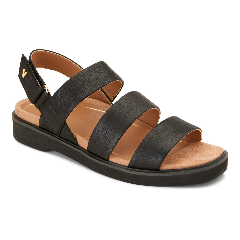 bdd64bf7ee9 Vionic Keomi Women s Comfort Sandal Black - 5 Medium in 2019 ...