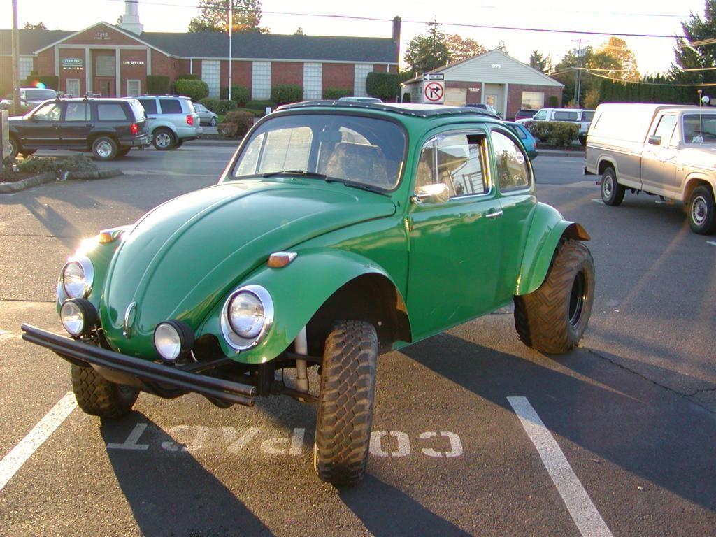Baja Bug- yes please!!!