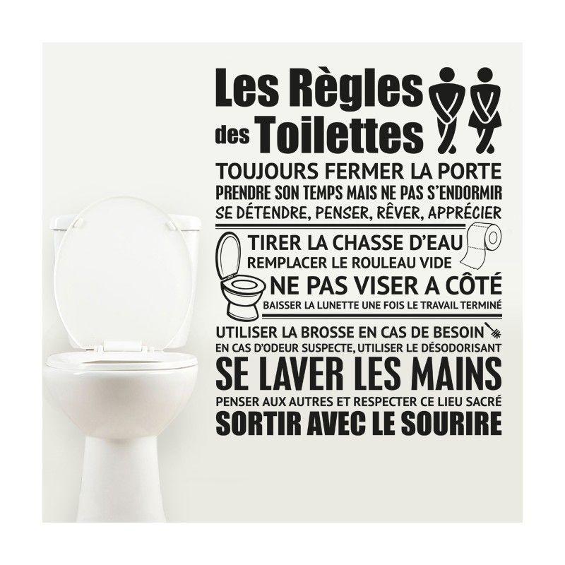 Stickers muraux règles et règlement pour décorer son intérieur ...