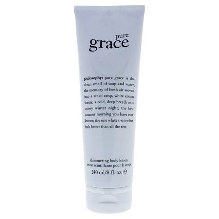 Philosophy Philosophy Pure Grace Shimmering Body Lotion 8 Oz Walmart Com Body Lotion Pure Products Lotion