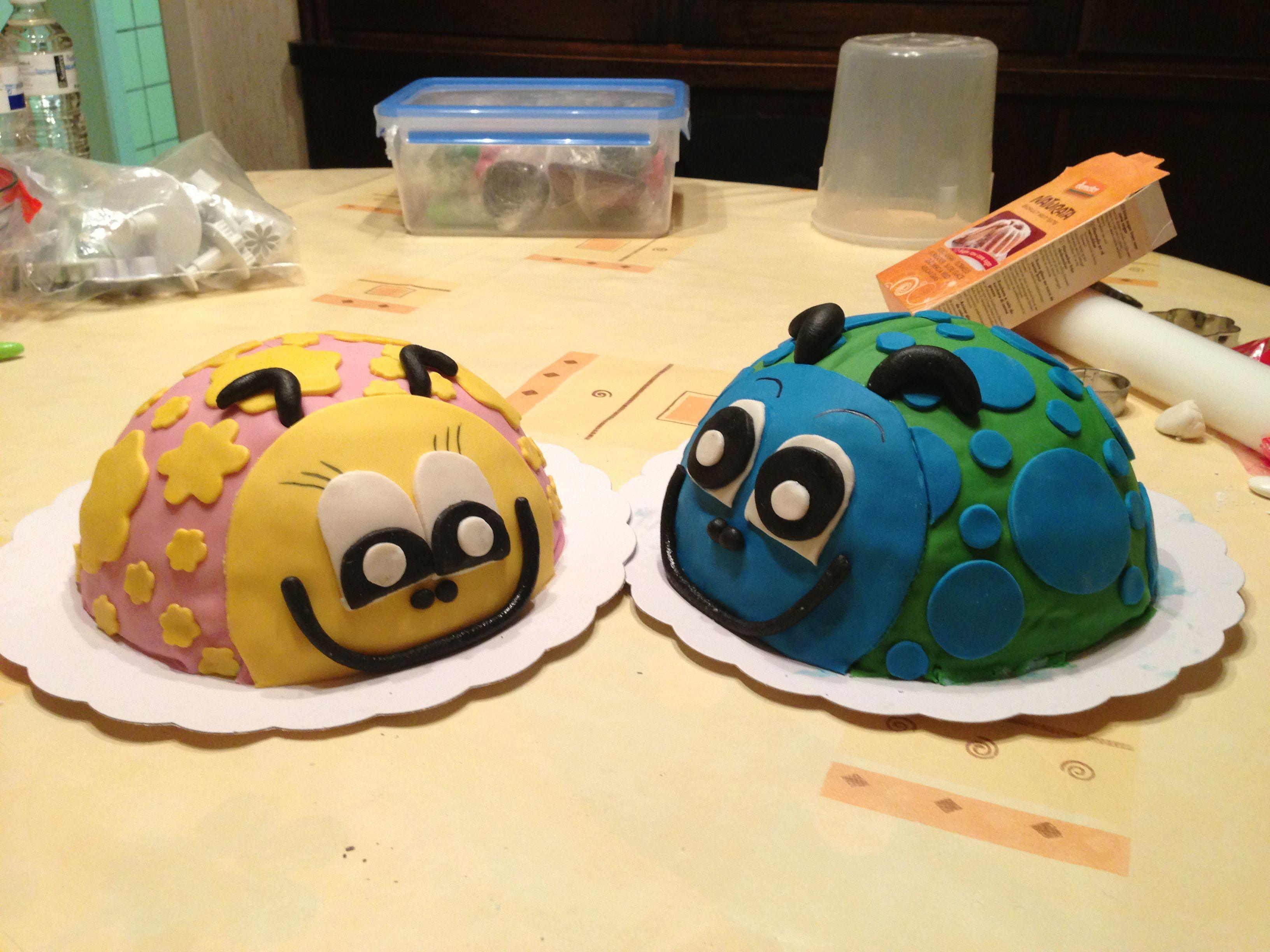 Ladybug Cakes For Kids Ladybug Cakes Make Birthday Cake Kids Cake