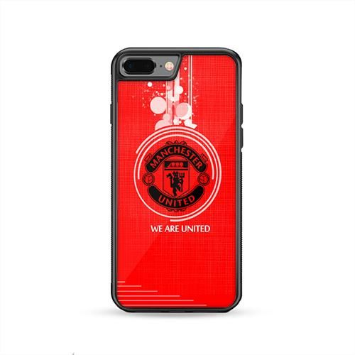 Get Awesome Manchester United Wallpapers IPhone Manchester United Red Wallpaper iPhone 8 Plus Case | Caserisa