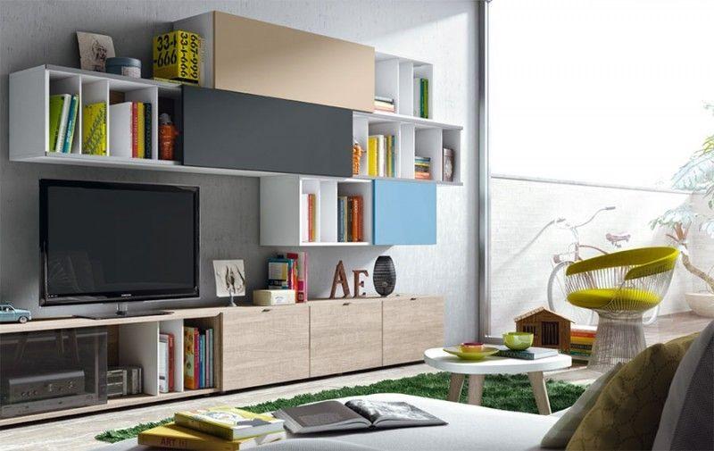 47 Idees Deco De Meuble Tv Idee Deco Meuble Tv Meuble Tele Design Deco Meuble Tv