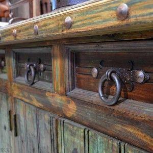 Rustic Cabinet Hardware Bail Pulls