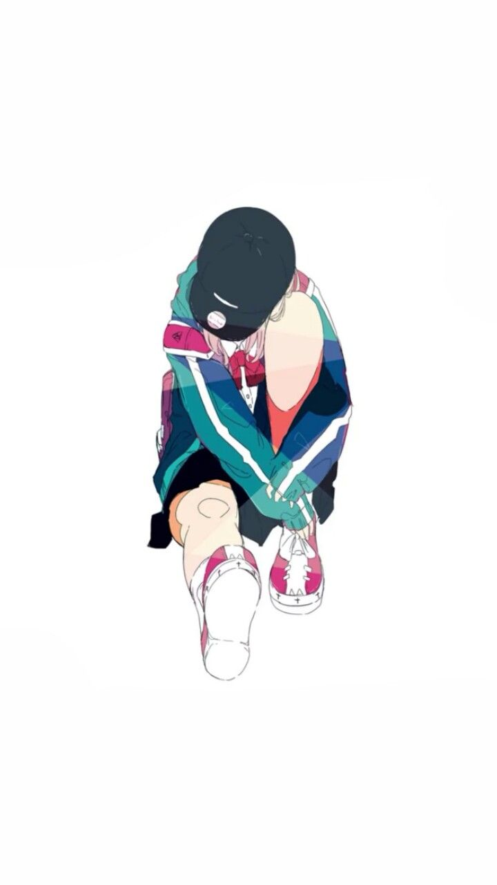 Chillhop/ lofi art   Anime art girl, Character art, Cute art