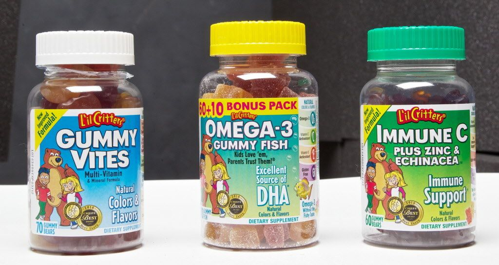 organic for toddlers | ... made by northwest natural products are gummy vitamins for kids