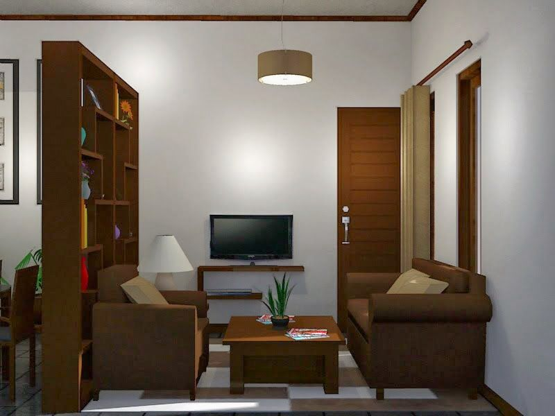 Tata Ruang Tamu Minimalis Dengan Lahan Yang Super Sempit Kinjenk House Design