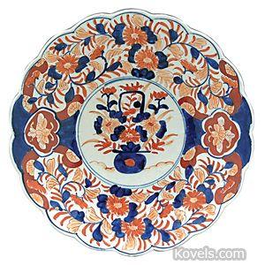 Antique Imari   Pottery \u0026 Porcelain Price Guide   Antiques \u0026 Collectibles Price Guide   Kovels  sc 1 st  Pinterest & Antique Imari   Pottery \u0026 Porcelain Price Guide   Antiques ...