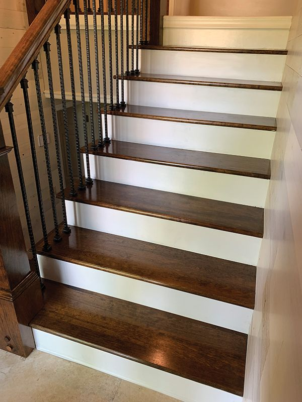 Best Remodeling A Staircase—Tread Riser And Stringer 400 x 300